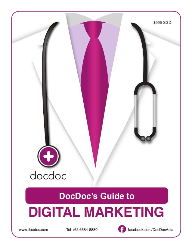 DocDoc's Guide To Digital Marketing