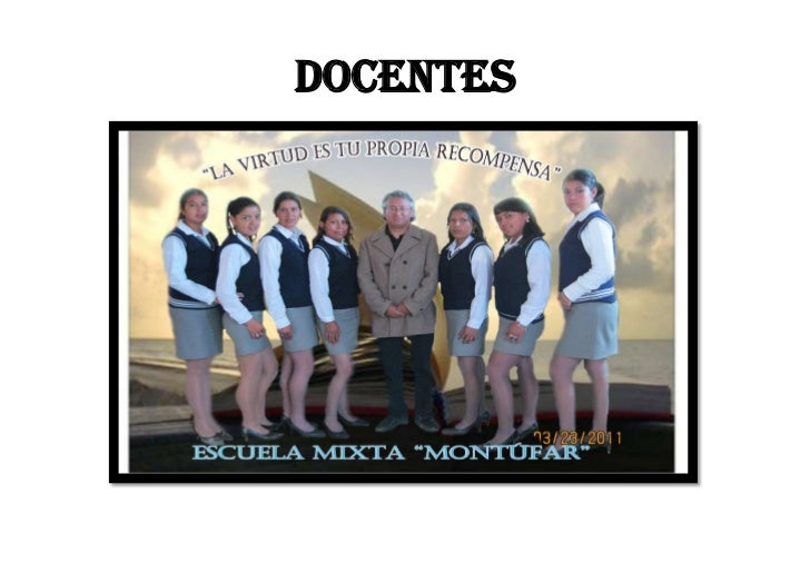 DOCENTES<br />