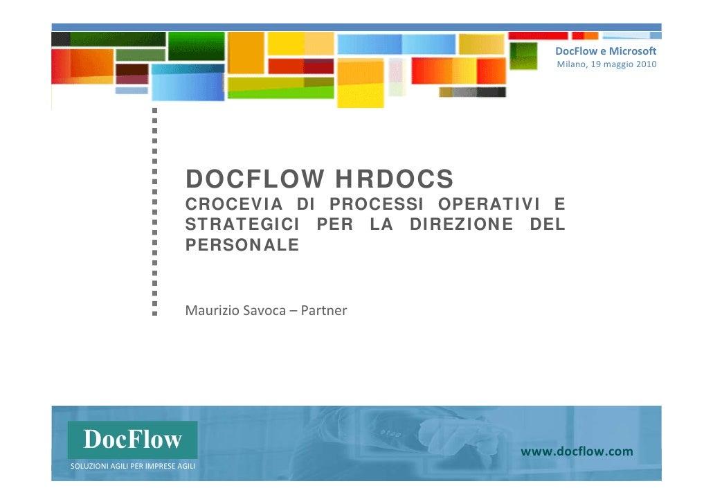 DocFloweMicrosoft                                                                                     Milano,19maggi...