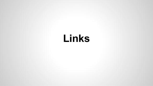 Docker links | Docker workshop #2 at Twitter