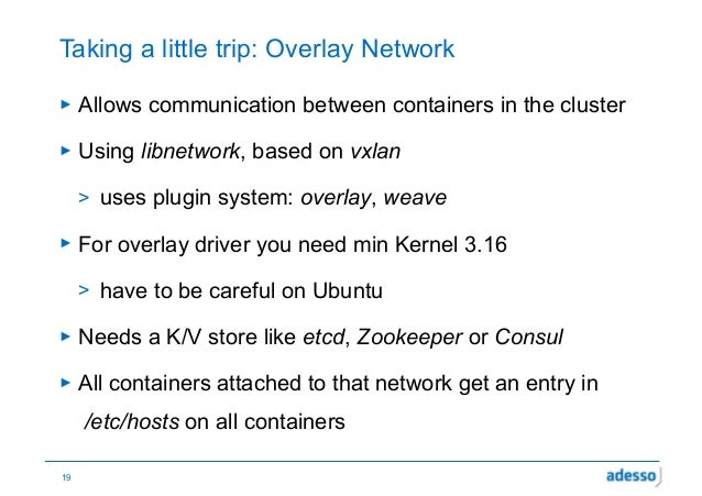 Docker orchestration voxxed days berlin 2016 for Consul docker example