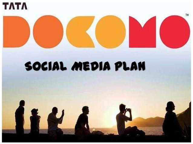 Social Media Plan for TATA DoCoMo WAT CONSULT