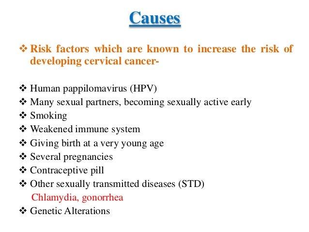 Cervical Cancer Causes Cervical Cancer Human