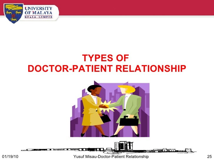 the patient physician relationship in internet age