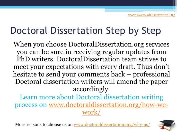 Phd dissertation search engine