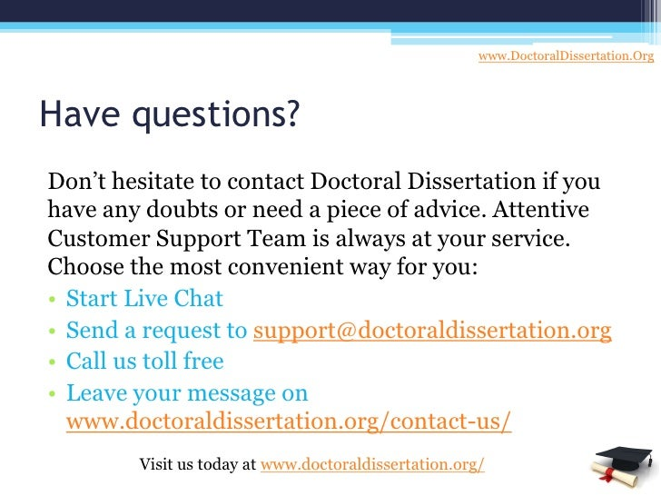 doctorate degree online no dissertation