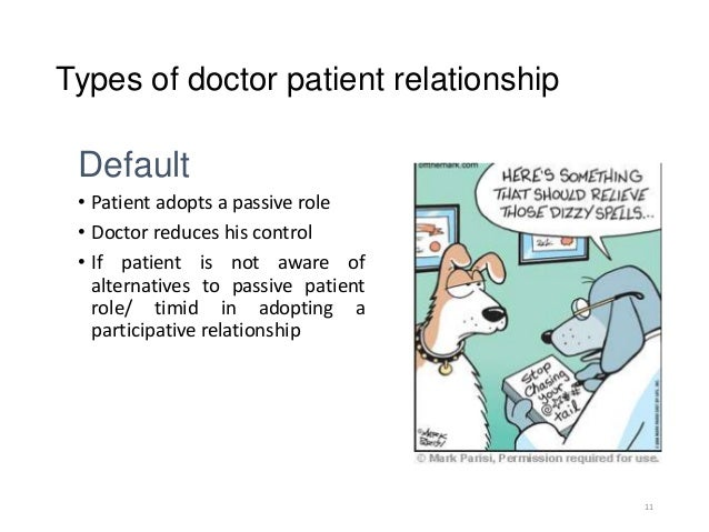 doctor patient relationship essay From obtaining the patient's medical history to conveying a treatment plan, the physician's relationship with his patient is built on effective communication in these encounters, both verbal and nonverbal forms of communication constitute this essential feature of medical practice.
