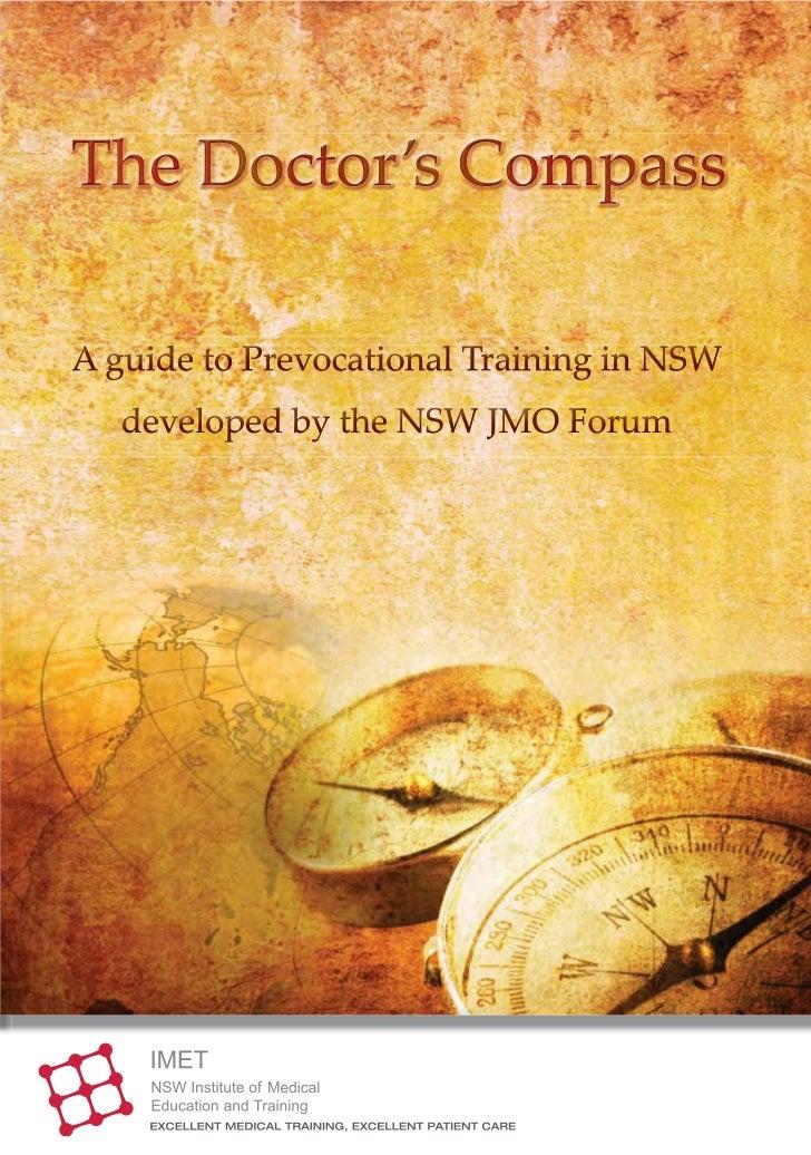 NSW Institute of Medical Education and Training (IMET)Building 12Gladesville HospitalGLADESVILLE NSW 2111Tel. (02) 9844 65...