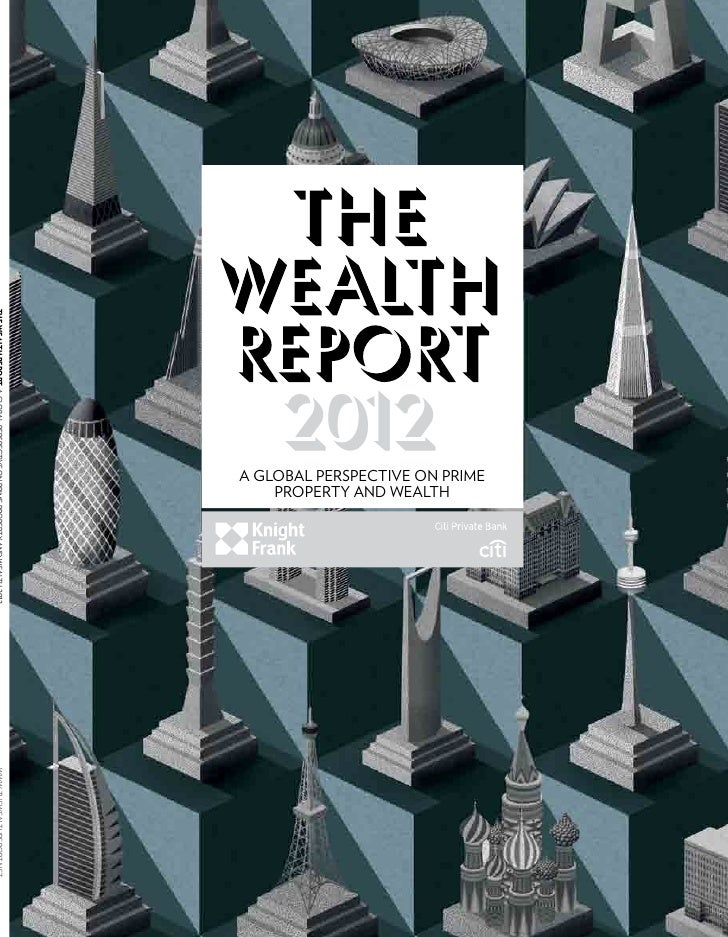 2012A GLOBAL PERSPECTIVE ON PRIME    PROPERTY AND WEALTH