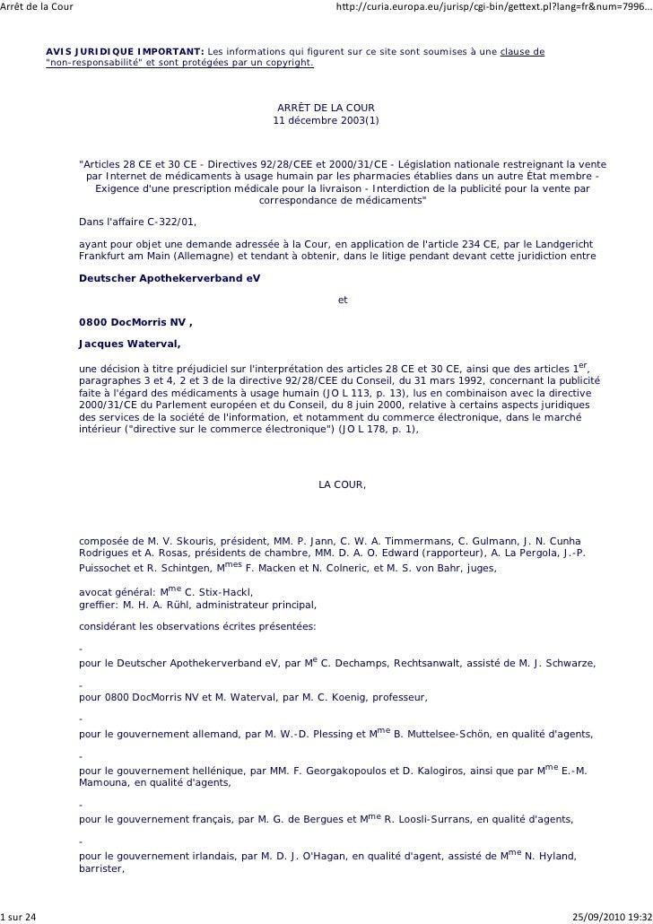 Arrêt de la Cour                                                          http://curia.europa.eu/jurisp/cgi‐bin/gettext.pl...