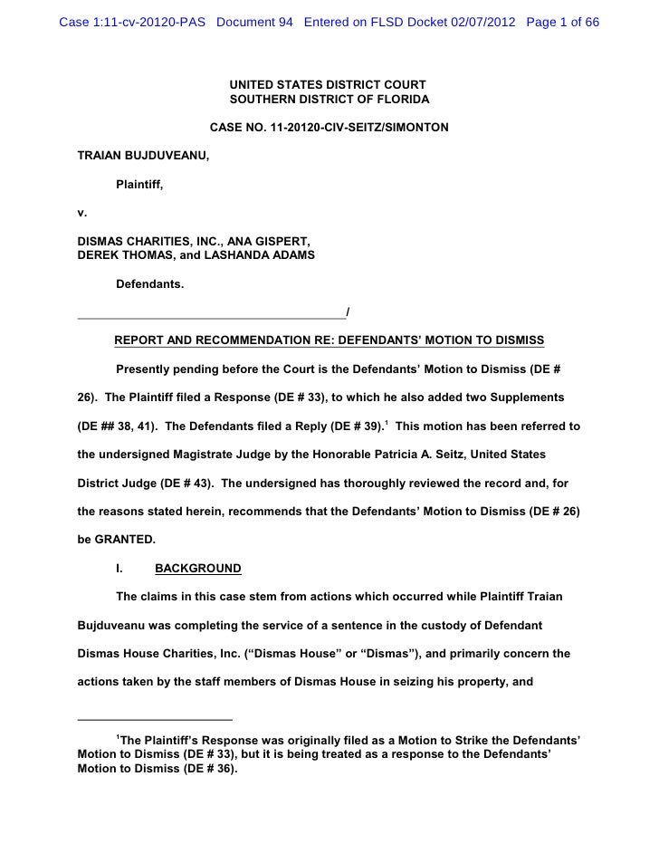 Case 1:11-cv-20120-PAS Document 94 Entered on FLSD Docket 02/07/2012 Page 1 of 66                             UNITED STATE...