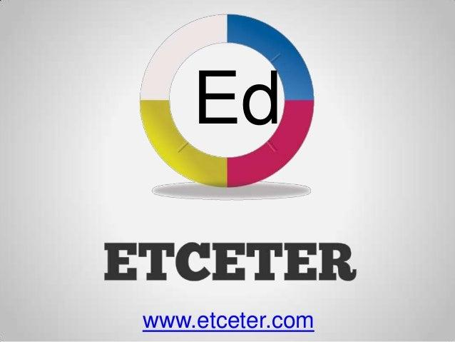 Edwww.etceter.com