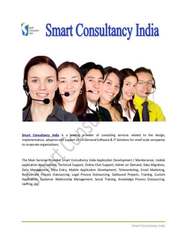 Smart Consultancy India Ahmedabad