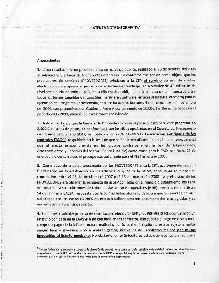 Cuenta Pública 2008