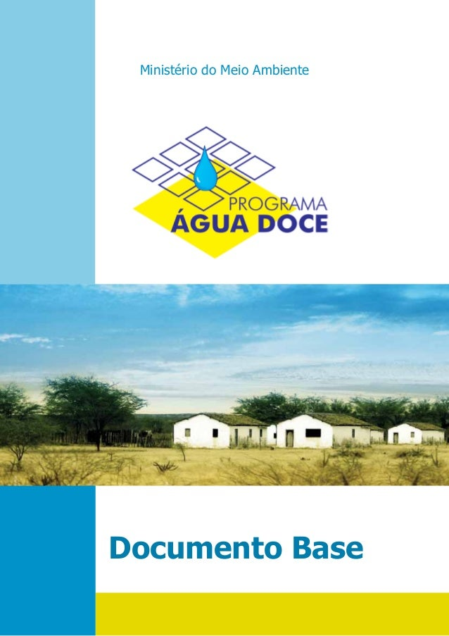 Documento Base Ministério do Meio Ambiente