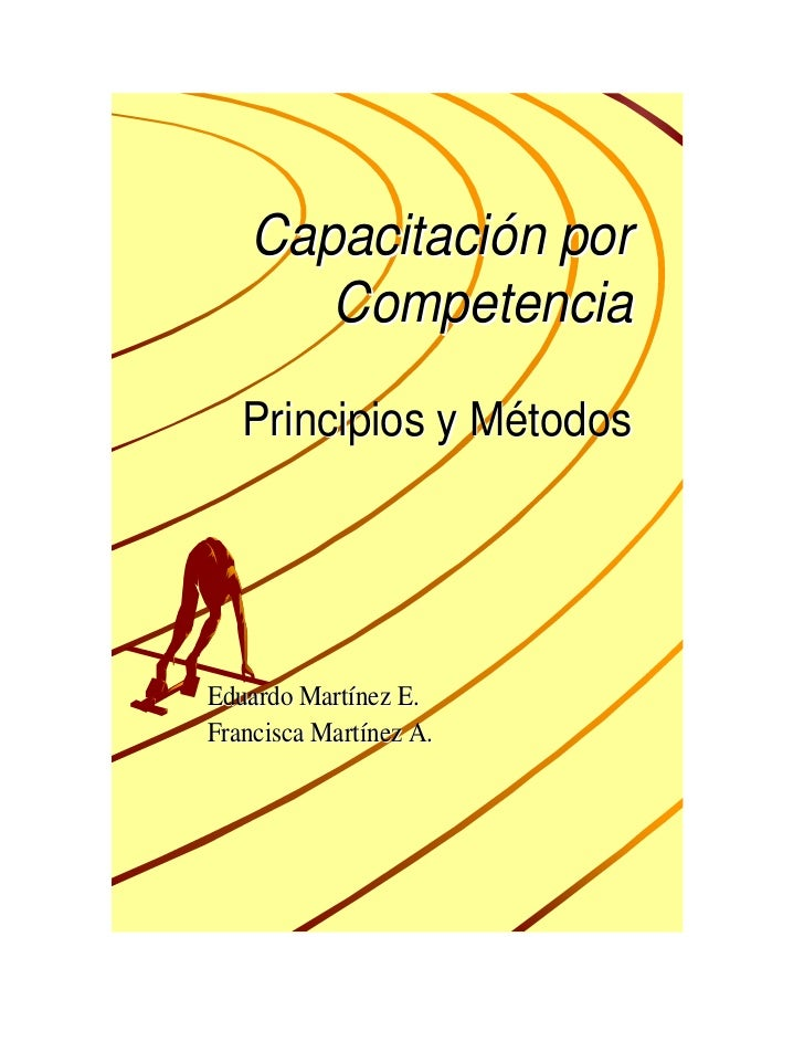 Documento estudio capacitacion por competencias
