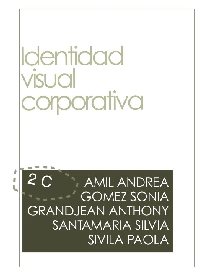 IDENTIDAD VISUAL CORPORATIVA  1