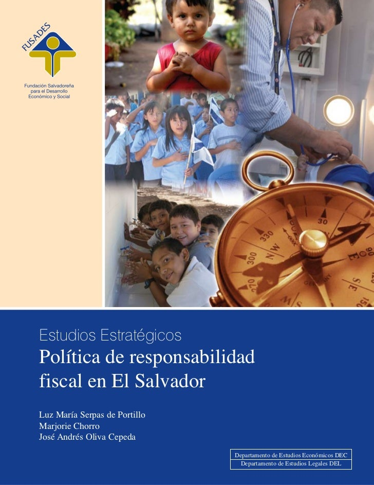 Estudios Estratégicos                                                                                  Política de respons...