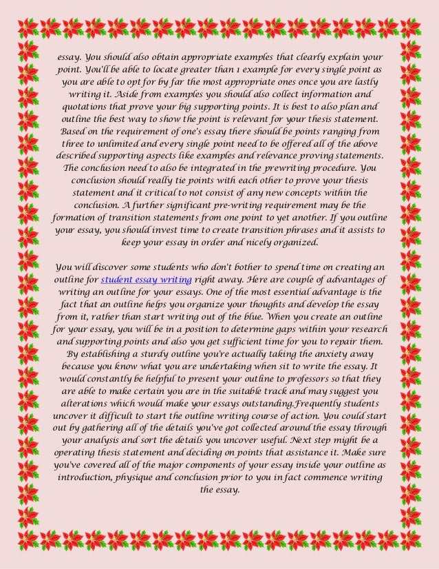 help write a college essay