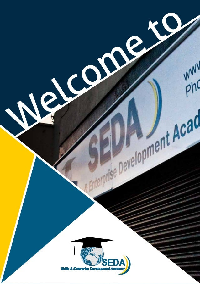 Welcome to SEDA College