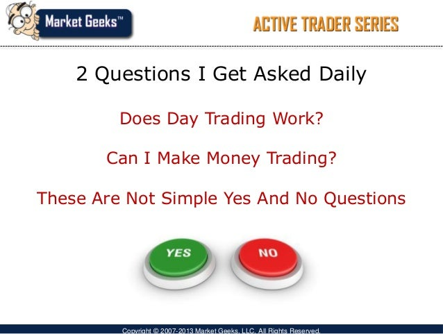Share day trading strategies