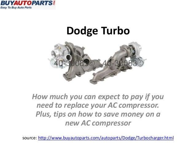 Dodge turbo
