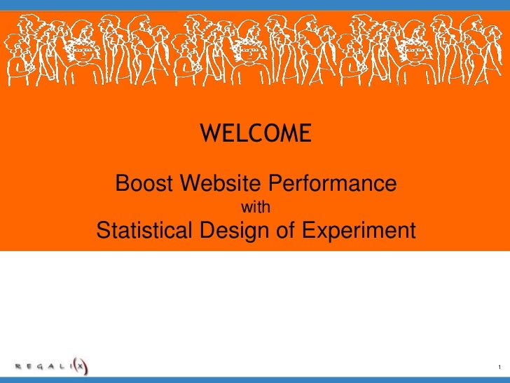 Using Statistical Analysis to boost your website performance