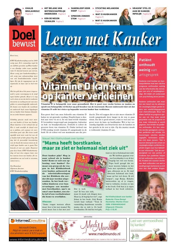e   KhAliD     e het BelAng VAn                         e    SAMenloop Voor          e   Stichting MelAnooM               ...