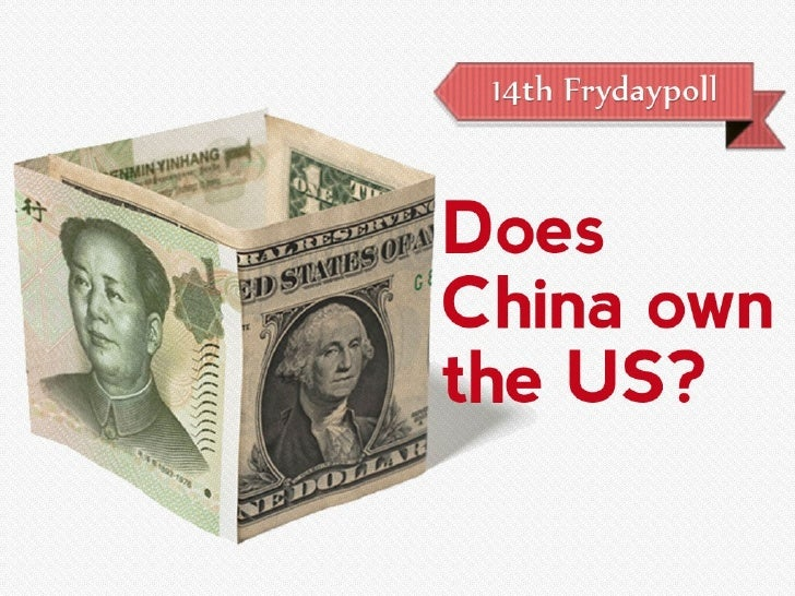 Does China Own The US?