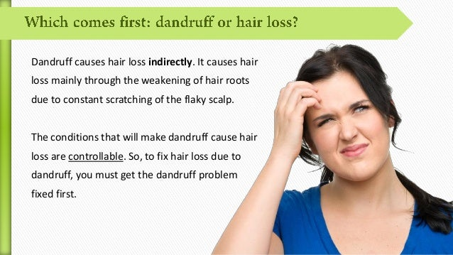 Loss of hair causes
