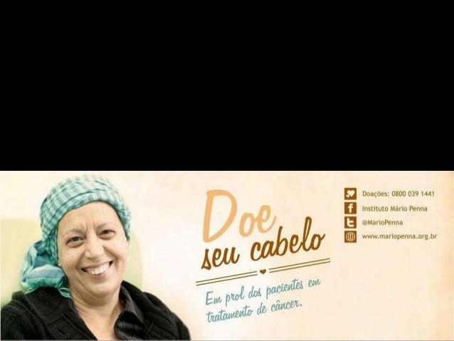 #BoaIdéia A idéia surgiu quando a australiana Nicole raspou a cabeça para levantar fundos para os pacientes com câncer em ...