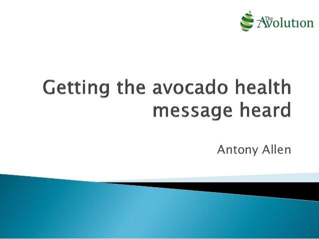 Antony Allen