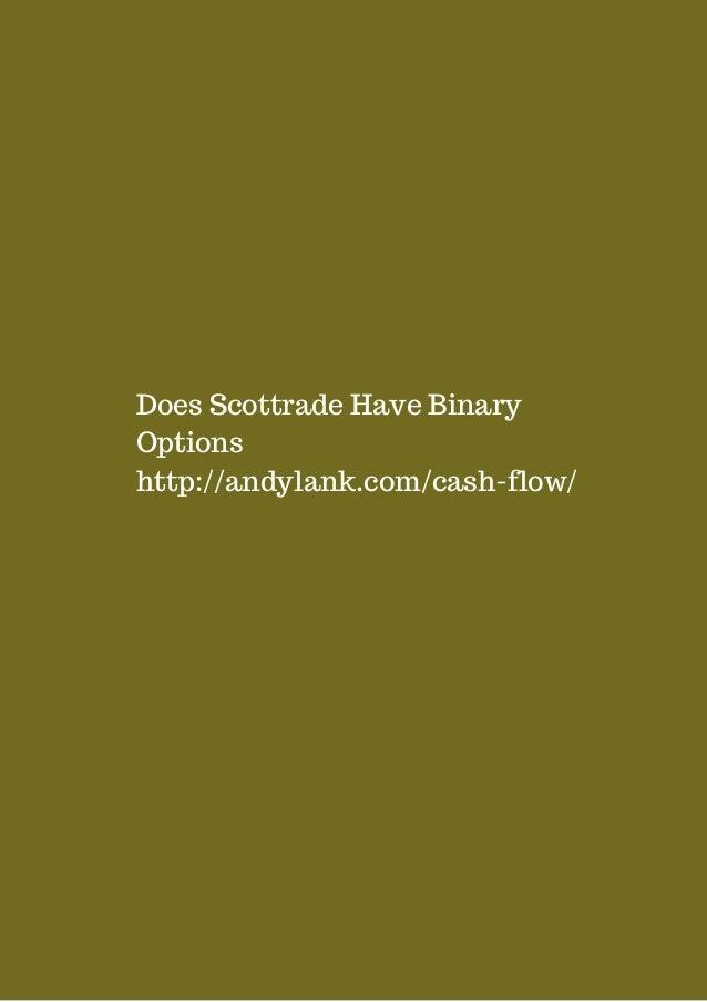 The binary trader flashback