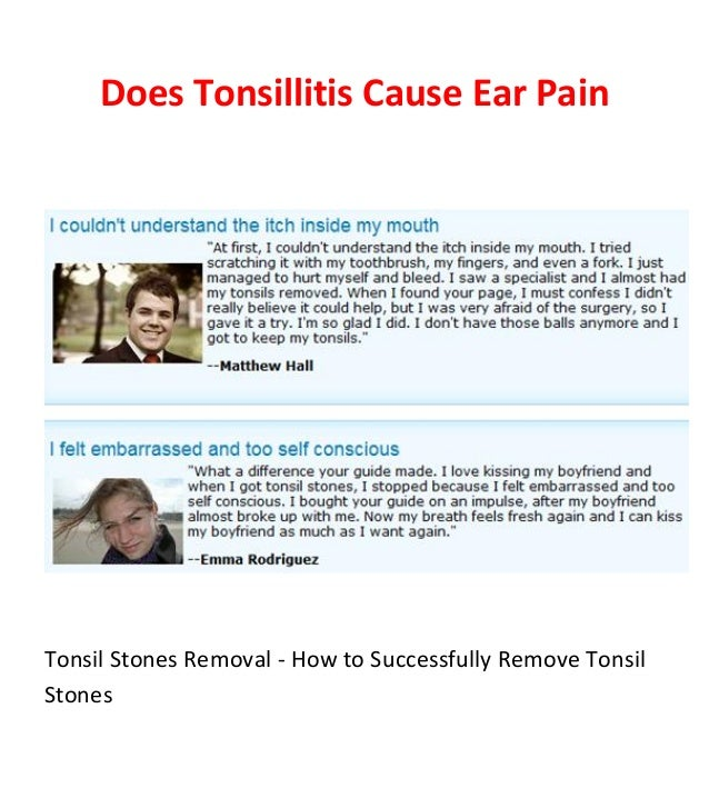 how to get rid of tonsillitis in adults