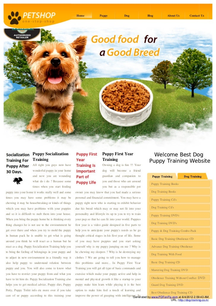 Home                Puppy                Dog              Blog          About Us         Contact Us                     Pu...