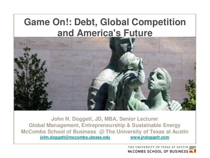 John Doggett - December 13, 2011
