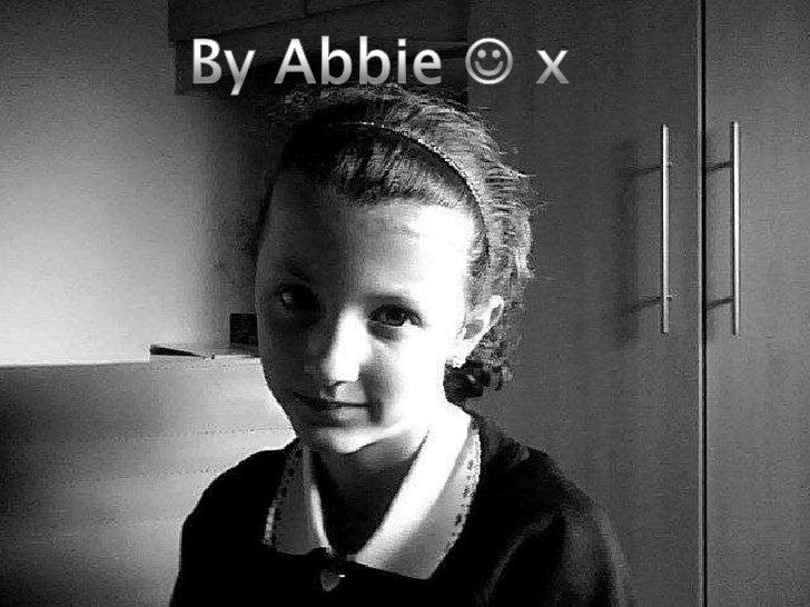 By Abbie  x<br />
