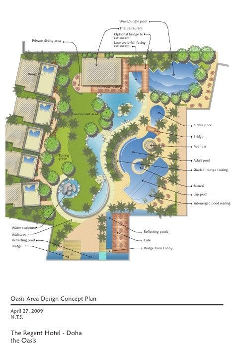 Doha Hotel Resort Partial Schematic