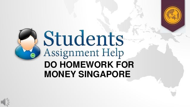 Home work for money