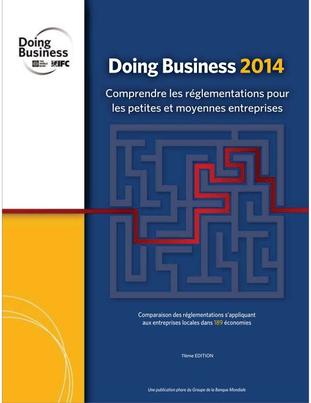 DOING BUSINESS 2014: HAITI CLASSEE 177 SUR 189
