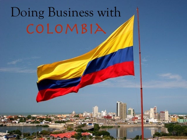 Doing business with Colombia