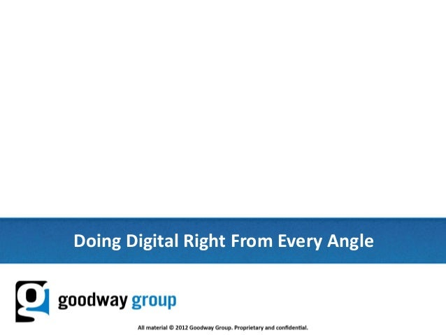 Doing Digital Media Right  |  AAF Dubuque
