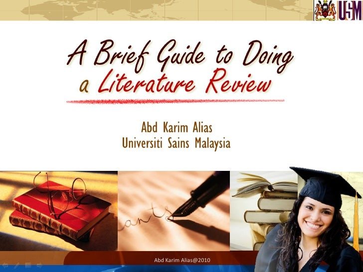 doing a literature review aveyard 2010