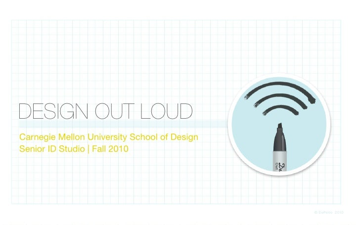 Design Out Loud Course Introduction