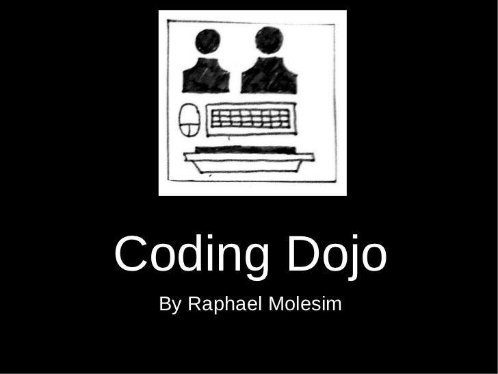 Coding Dojo By Raphael Molesim