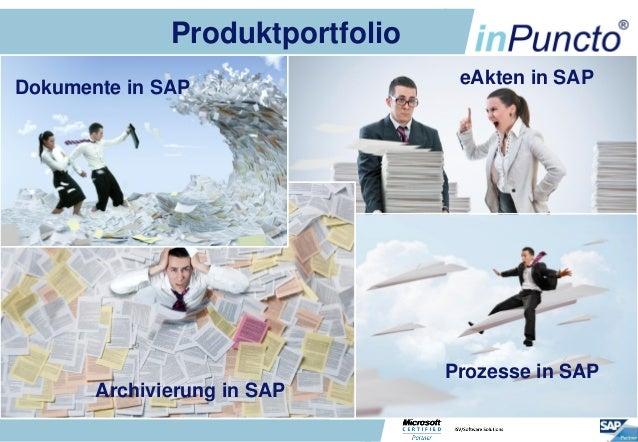ProduktportfolioDokumente in SAP                            eAkten in SAP                                           Prozes...