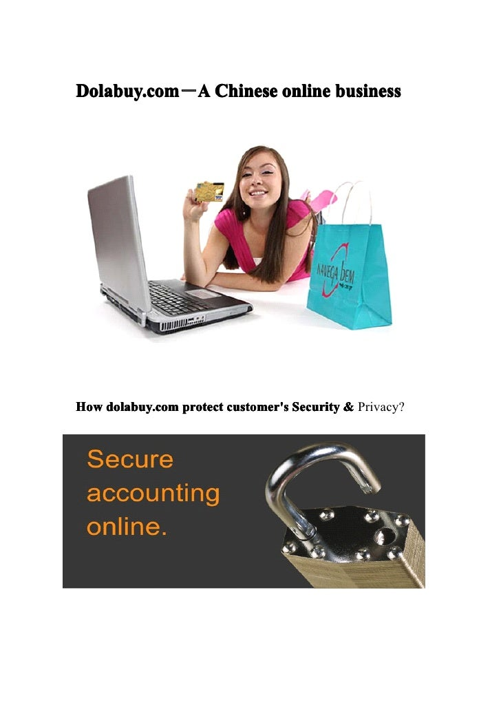 Dolabuy.com A Chinese online businessDolabuy.com-AHow dolabuy.com protect customers Security & Privacy?