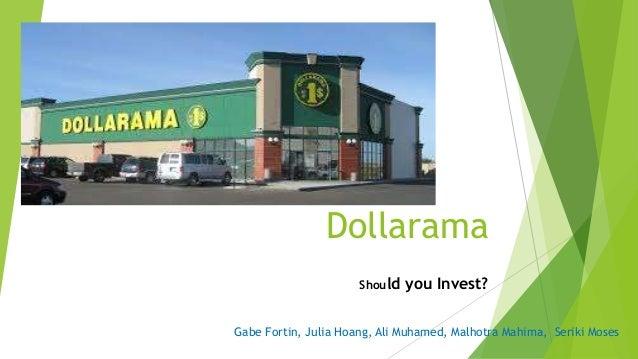 Bain Capital and Dollarama Case Study Help - Case Solution & Analysis