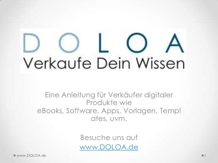 Eine Anleitung für Verkäufer digitaler                      Produkte wie        eBooks, Software, Apps, Vorlagen, Templ   ...
