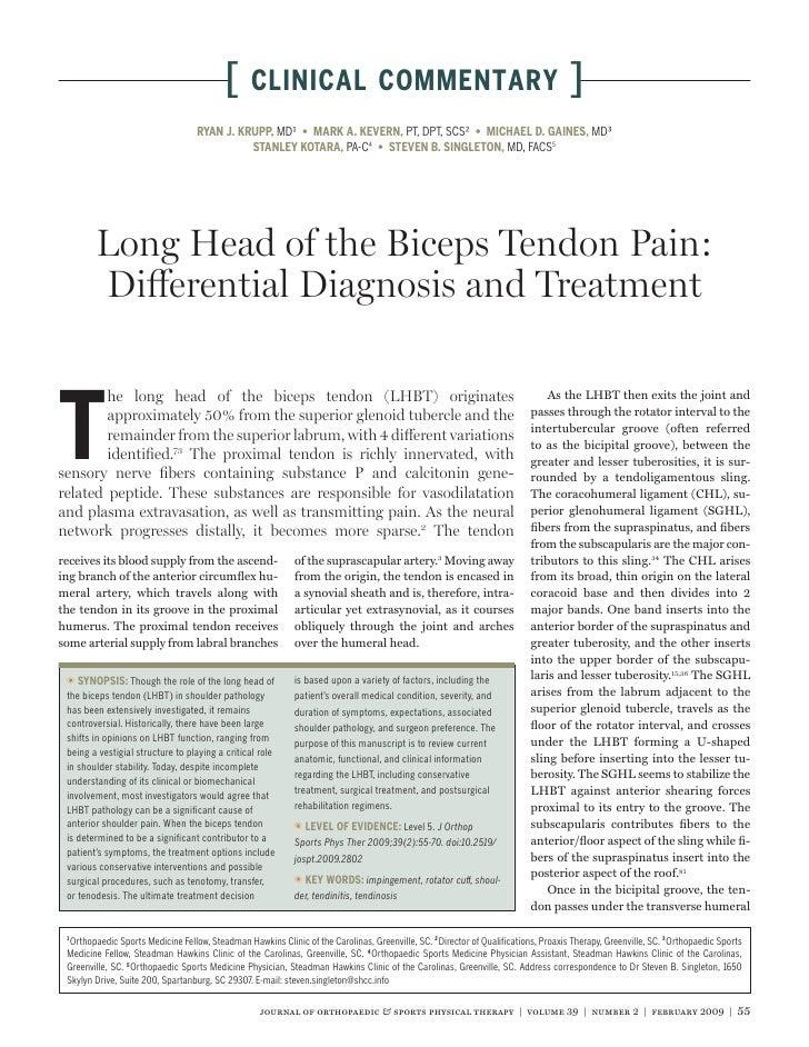 Dolor biceps largo_diagnostico_diferencial_para_tto